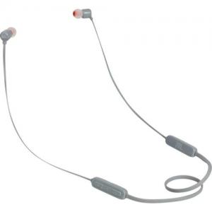 JBL słuchawki bezprzewodowe douszne T110BT szare
