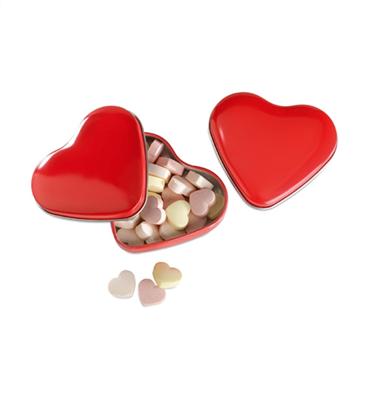 Cukierki w pudełku, serce      MO7234-05