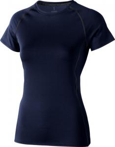 Damski T-shirt Kingston z krótkim rękawem z tkaniny Cool Fit odprowadzającej wilgoć