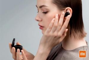 Słuchawki bezprzewodowe Mi True Wireless Earbuds Basic