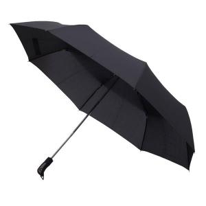 Składany parasol sztormowy Vernier, czarny-547906