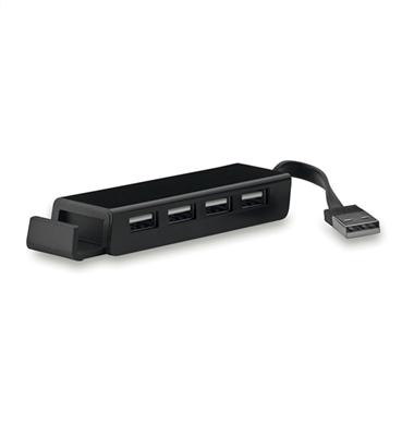 Hub USB / uchwyt na telefon    MO8937-03
