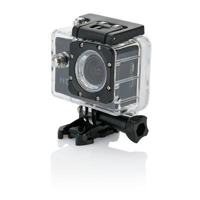 Kamera sportowa HD z 11 akcesoriami