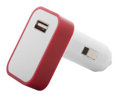 ładowarka samochodowa USB Waze