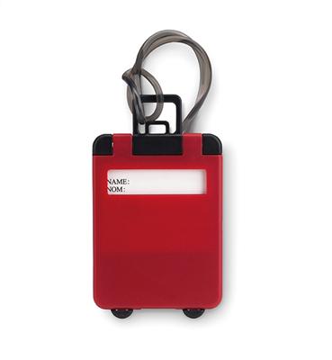 Zawieszka do bagażu, plastikow MO8718-05