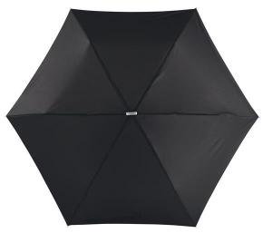 Parasol, FLAT, czarny
