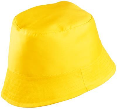Kapelusz przeciwsłoneczny, SHADOW, żółty