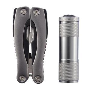 Zestaw narzędzi, narzędzie wielofunkcyjne i latarka-475366