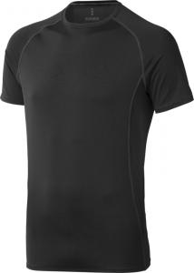 Męski T-shirt Kingston z krótkim rękawem z tkaniny Cool Fit odprowadzającej wilgoć