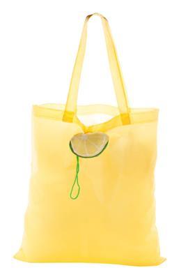 torba na zakupy w kształcie cytryny Velia