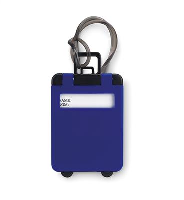 Zawieszka do bagażu, plastikow MO8718-37