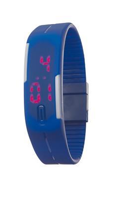 Zegarek na rękę, IN TIME, niebieski-598111