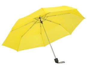 Składany parasol PICOBELLO, żółty-631441