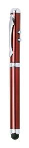 Wskaźnik laserowy, lampka LED, długopis, touch pen-490544