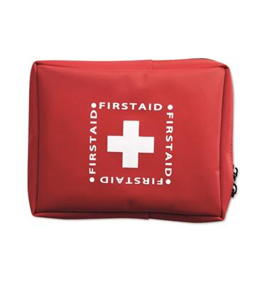 Zestaw pierwszej pomocy.       MO8258-05-537465