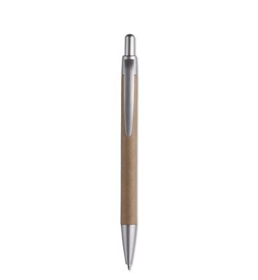 Długopis z kartonowym korpusem MO8105-16-537329
