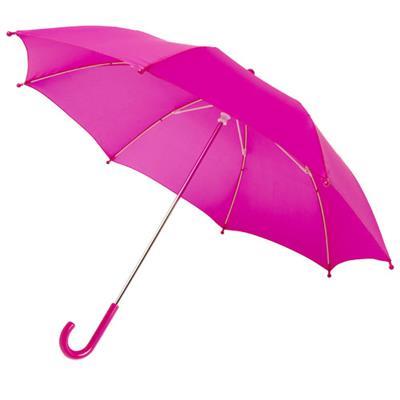 """Wiatroodporny parasol Nina 17"""" dla dzieci"""