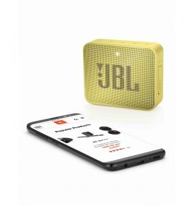 Głośnik Bluetooth JBL GO 2 żółty