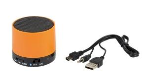 Głośnik Bluetooth NEW LIBERTY, pomarańczowy
