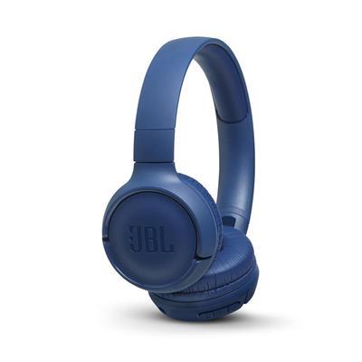 JBL słuchawki bezprzewodowe nauszne T500BT niebieske-1577598