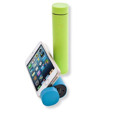 Urządzenie wielofunkcyjne Air Gifts 3 w 1, power bank 3500 mAh, głośnik i stojak na telefon-474491
