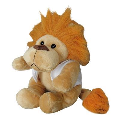 Maskotka Leo, brązowy