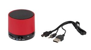 Głośnik Bluetooth NEW LIBERTY, czerwony