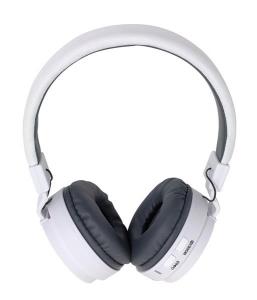 Słuchawki Bluetooth FREE MUSIC, białe