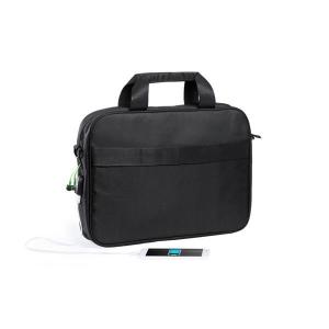 Torba na laptopa, gniazdo USB do ładowania telefonów-678881