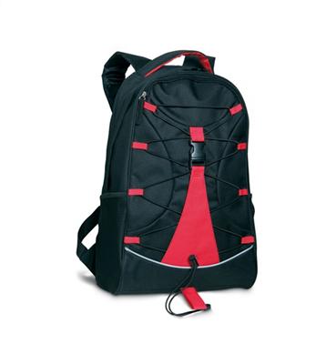 Czarny plecak                  MO7558-05
