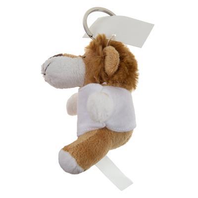 Rex, pluszowy lew, brelok-480460