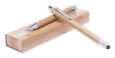 bambusowy zestaw piśmienniczy Heleon