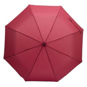 Składany parasol sztormowy Ticino, bordowy-547901