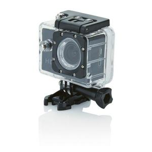 Kamera sportowa z 11 akcesoriami