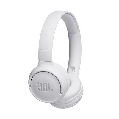 JBL słuchawki bezprzewodowe nauszne T500BT białe-1563032