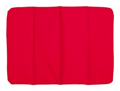 Wygodna poduszka PERFECT PLACE, czerwony