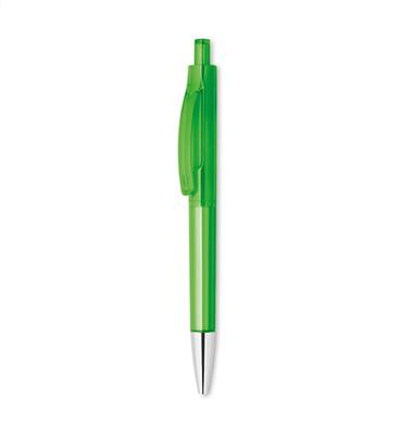 Przyciskany długopis w przezro MO8813-24