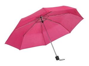 Składany parasol PICOBELLO, ciemnoróżowy-631447