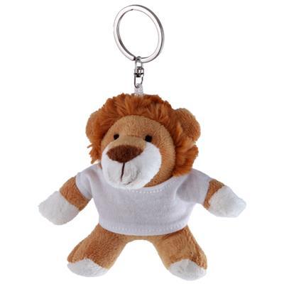 Rex, pluszowy lew, brelok-480455