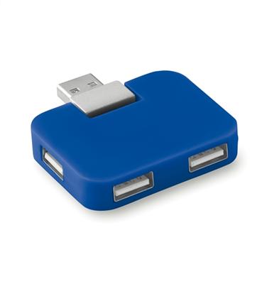 Hub USB 4 porty                MO8930-37
