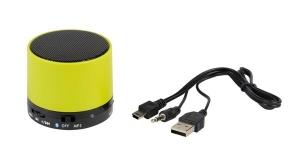 Głośnik Bluetooth NEW LIBERTY, zielony