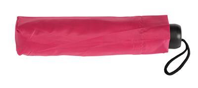 Składany parasol PICOBELLO, ciemnoróżowy-631449