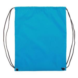 Plecak promocyjny, lazurowy-1122330