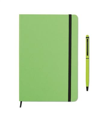 Zestaw notes z długopisem      MO9348-48