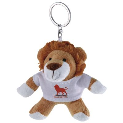Rex, pluszowy lew, brelok-480456