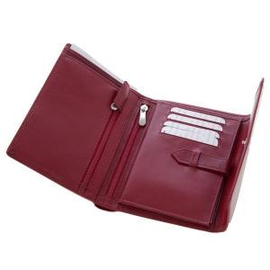Skórzany portfel damski Mauro Conti-477608