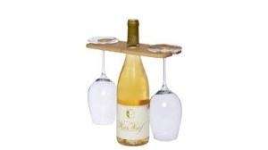 Uchwyt na kieliszki do wina Mill