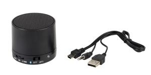 Głośnik Bluetooth NEW LIBERTY, czarny