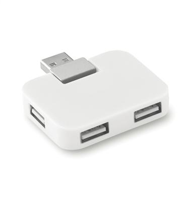 Hub USB 4 porty                MO8930-06