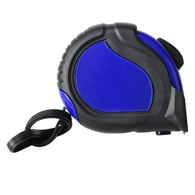 Miarka zwijana 5 m Correct, niebieski/czarny-544529